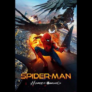 Spider-Man: Homecoming HD VUDU