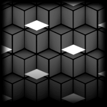 Tumbling Blocks (Octane)