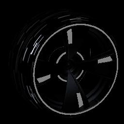 Blade Wave: Inverted | Black