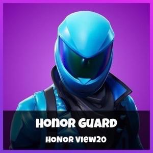 Fortnite Honor Guard Skin Code