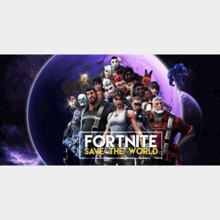 Fortnite STW Save The World
