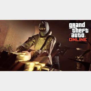 Grand Theft Auto V NOT CODE $75M