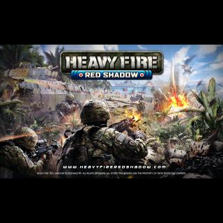 Heavy Fire: Red Shadow (Digital Global Xbox One Key)