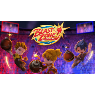 Blast Zone! Tournament (Digital Global Xbox One Key)