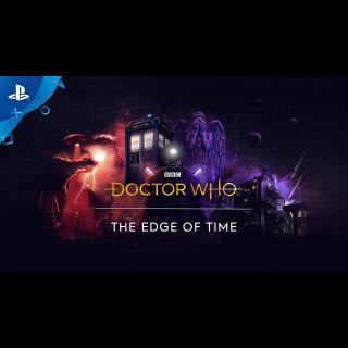 Doctor Who: The Edge Of Time (Digital EU PS4 / PSN Key)