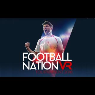 Football Nation VR Tournament 2018 (Digital EU PS4 / PSN Key)