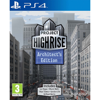Project Highrise: Architect's Edition (PS4 / PSN Digital EU Key)