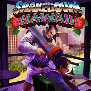 Shakedown: Hawaii (Digital Nintendo 3DS EU Key)