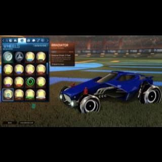 Irradiator: Infinite | grey