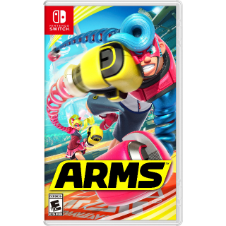 ARMS Nintendo Switch NORTH AMERICA