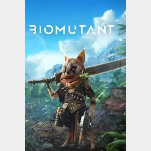 Biomutant (Instant Delivery)