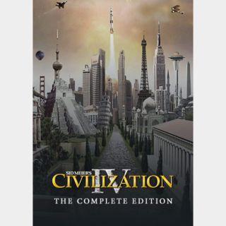 Sid Meier's Civilization IV: Complete Edition