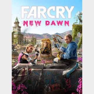 Far Cry New Dawn (Instant Delivery)