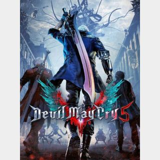 Devil May Cry 5 Special Edition  XBOX (Instant Delivery)