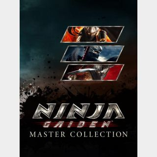 NINJA GAIDEN: Master Collection Deluxe Edition  (Instant Delivery)
