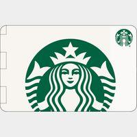 $22.00 Starbucks