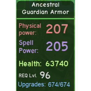 Other Dungeon Quest Ancestral In Game Items Gameflip
