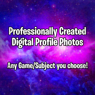 Professionally Designed Profile Photos
