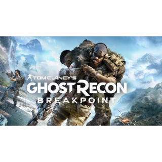 Tom Clancy´s Ghost Recon: Breakpoint EU Uplay PC