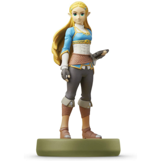 Zelda: Breath of the Wild Amiibo (Zelda)