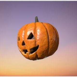 PUBG   Pumpkin Head