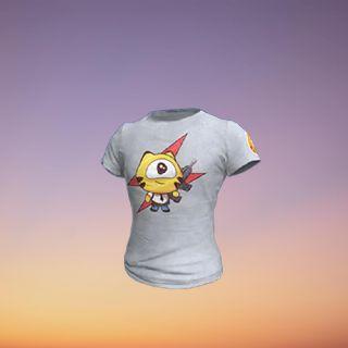 PUBG | HuYa T-Shirt 30days