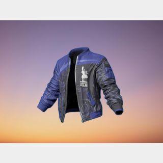 PUBG | Qi'e Biker Jacket 7 Days