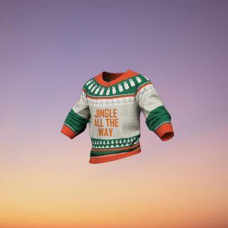 PUBG   Festive Wish Sweater