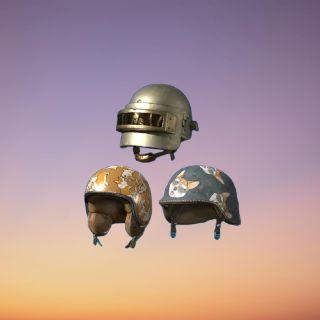 PUBG   Corgi Helmet Set AUTO