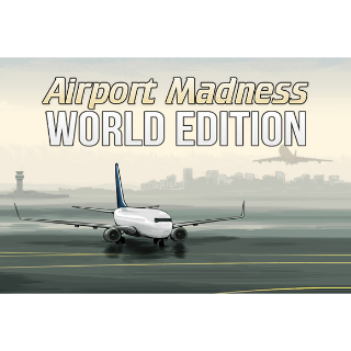 Airport Madness: World Edition - PC STEAM KEY