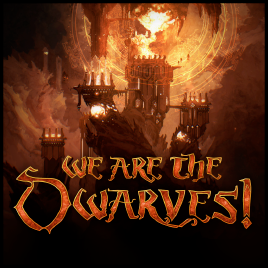 We Are the Dwarves - PC STEAM KEY