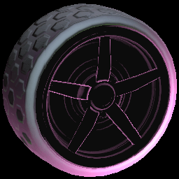 Gripstride HX: Inverted | Pink