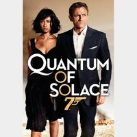 Quantum of Solace 4k Vudu Code