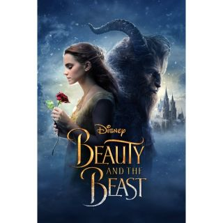 Beauty and the Beast (Live) 4k iTunes Code (Will Port MA)