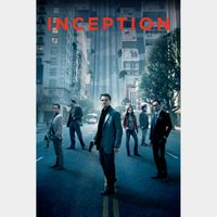 Inception 4k MA Code