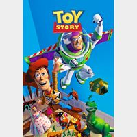 Toy Story 1 4k MA Code