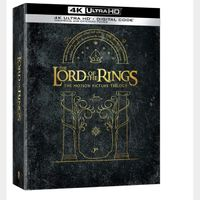 Lord of the Rings Trilogy 4k MA Code (Theatrical and Extended)