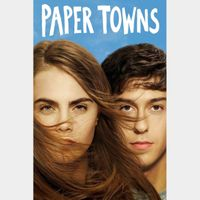 Paper Towns HD MA Code
