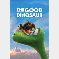 The Good Dinosaur 4k MA Code