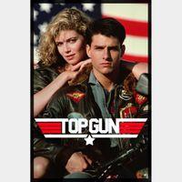 Top Gun 4K Vudu or iTunes (Not MA)