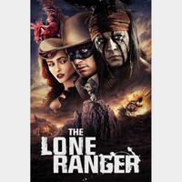 The Lone Ranger HD MA Code