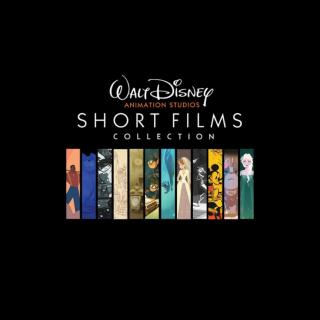 Walt Disney Animation Studios Short Films Collection HD MA Code