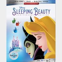 Sleeping Beauty HD MA Code