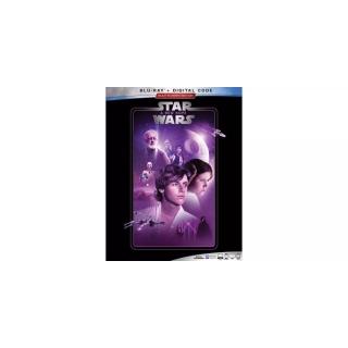 Star Wars Episode 4 - A New Hope 4k MA Code