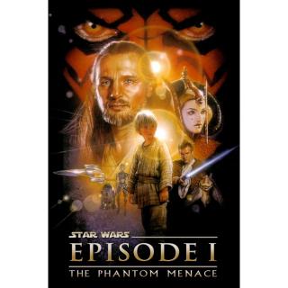 Star Wars: Episode I - The Phantom Menace HD Google Play Code