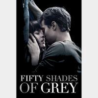 Fifty Shades of Grey HD MA Code
