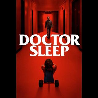 Doctor Sleep HD MA Code