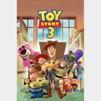 Toy Story 3 HD Google Play Code