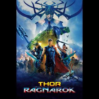 Thor: Ragnarok 4k MA Code