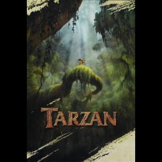 Tarzan (Animated) HD Google Play Code